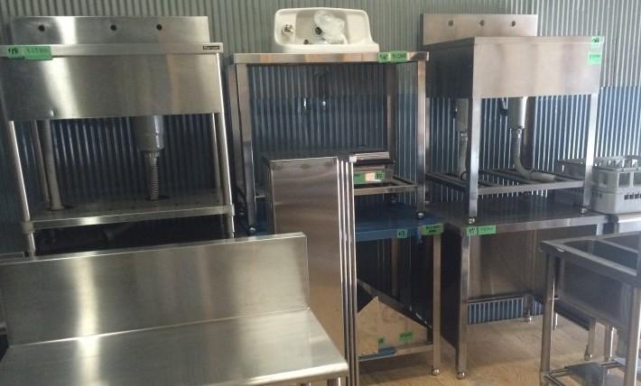 ステンレス厨房機器
